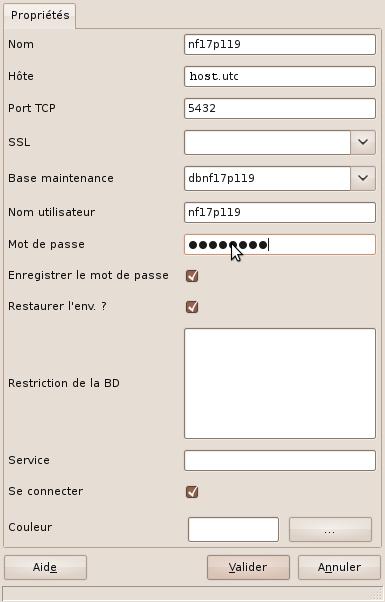 pgAdminIII et phpPgAdmin [Implémentation de bases de données